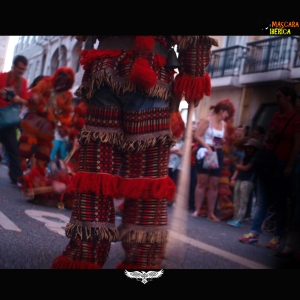 Iberian Masks Festival 2015 Festival Máscara Ibérica 2015